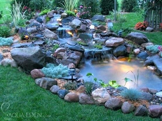 small pond design garden ponds designs cool backyard pond