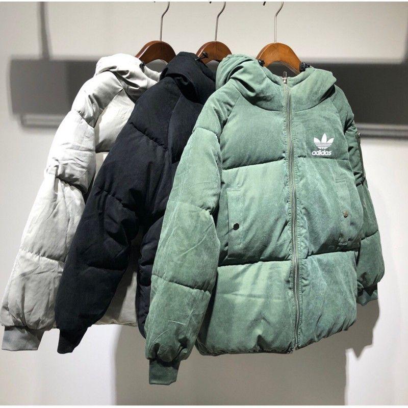 diente Consulta oyente  $79.10 Padded Bomber Jacket Adidas,Adidas Padded Jacket Mens,5679E-290700  Adidas Overseas Edition Couple Short Thic… | Padded bomber jacket, Jackets,  Addidas shirts