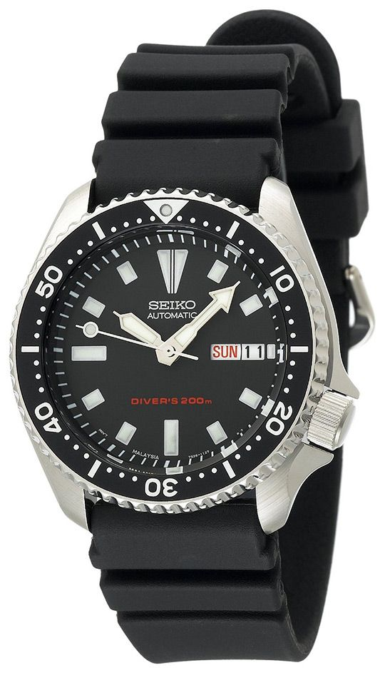 Seiko skx173 automatic diver watch photos and watches - Seiko dive watch history ...