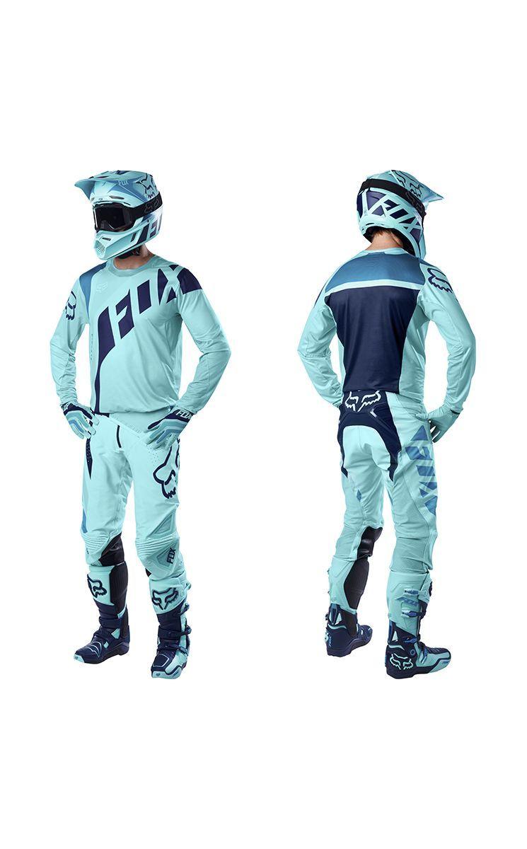 Fox Racing Flexair Seca Limited Edition Motocross Foxracing Com Dirt Bike Riding Gear Dirt Bike Gear Motocross Gear