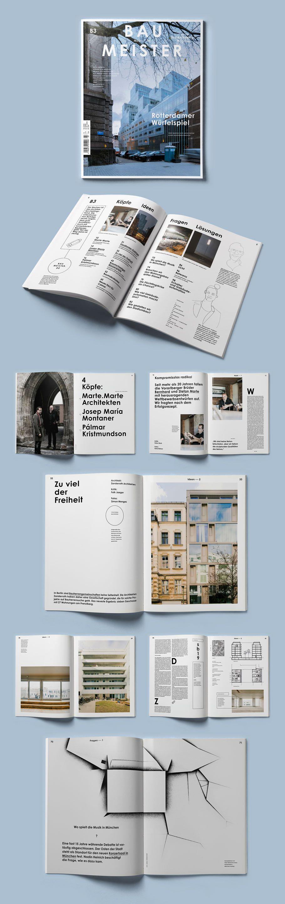 Herburg Weiland: Baumeister | Editorial | Pinterest | Broschüren ...