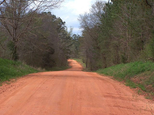 Red Dirt Road Lowndes County Alabama Country Roads Hope Of