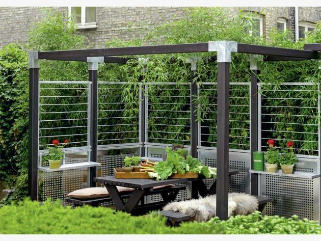 Sitzplätze Im Garten 12 ideen für sitzplätze im garten sitzplatz pergola und gartenecke