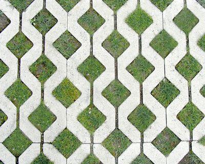 Grasscrete Larch Pavement Pinterest Building Ideas