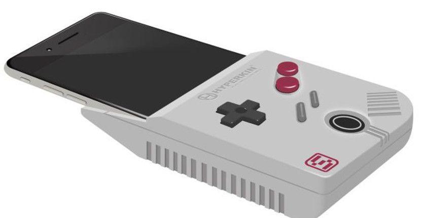 Smart Boy o cómo convertir un iPhone en una Game Boy - http://www.actualidadgadget.com/smart-boy-o-como-convertir-un-iphone-en-una-game-boy/