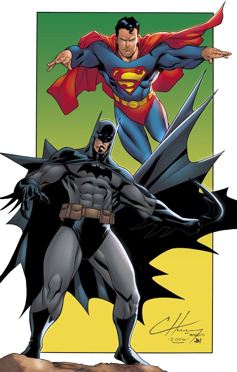 Superman Batman By Clayton Henry Dc Comics Art Batman And Superman Batman