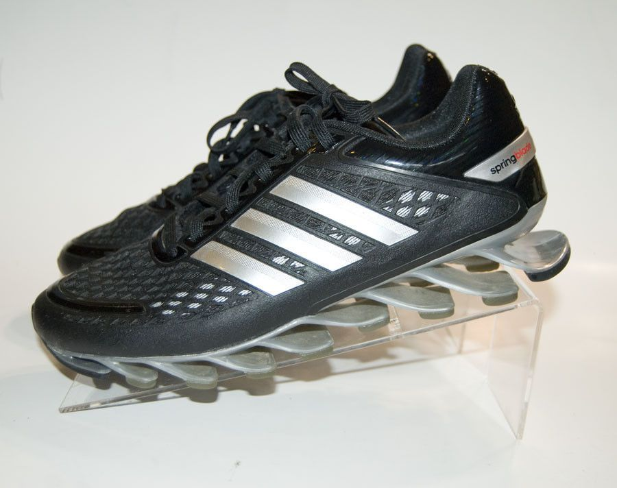 new arrival 6f13f d909f Adidas Springblade Razor Black Silver Scarlet Youth Size 5 Street Running  Shoes  Adidas  RunningShoes