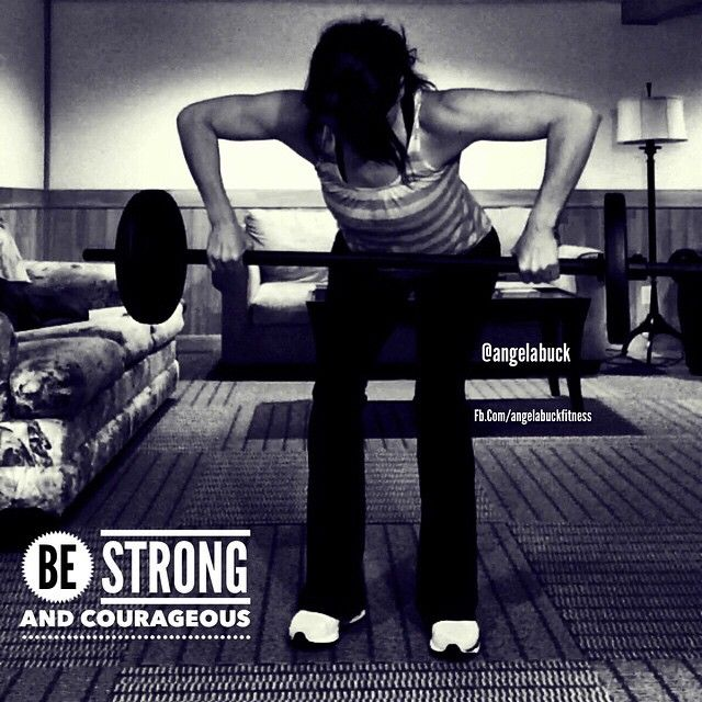 Be strong and courageous! You can do it! Push through & achieve your goals! www.facebook.com/angelabuckfitness If you're interested in redefining your life to become healthier, email me at redefinewithangela@gmail.com. I would love to help you! #redefine #redefinewithangela #redefined #quote #health #healthy #nutrition #cleaneating #fatburning #cardio #hearthealth #fitness #exercise #workout #fitspo #noexcuses #weightloss #fitspiration #motivation #inspiration www.redefinewithangela.com