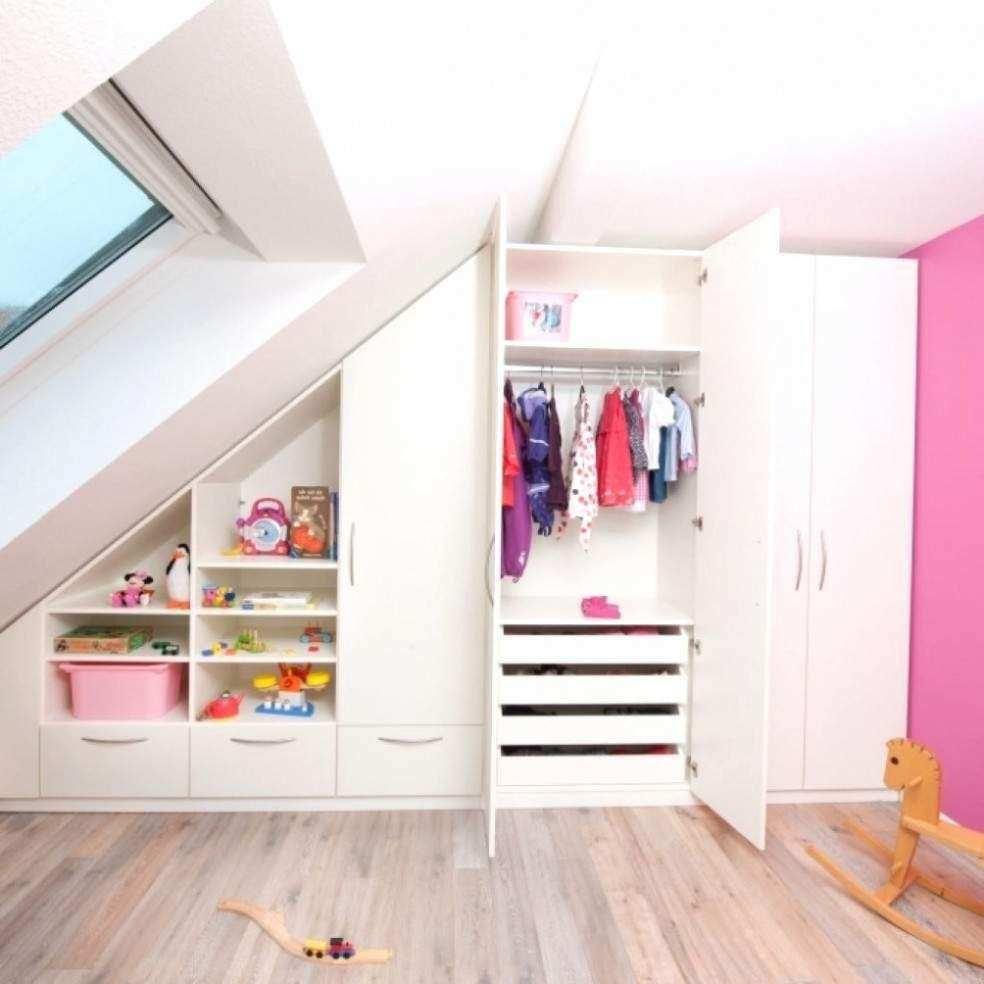 Kinderzimmer Mit Dachschräge, Jugendzimmer Ideen