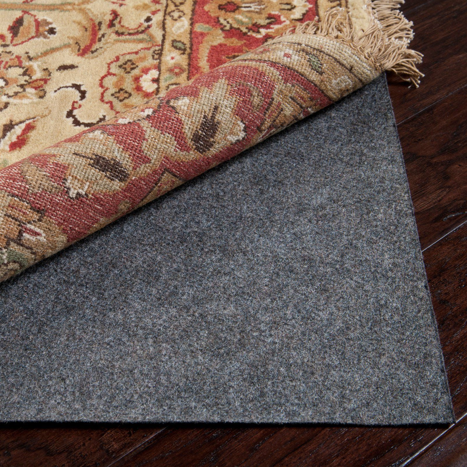 Standard Felted Wool Reversible Rug Pad