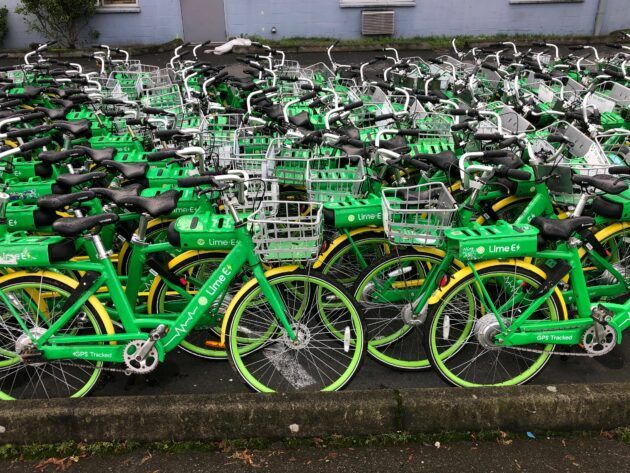 Lime To Remove Bikes From Seattle By Dec 31 Says It S Still