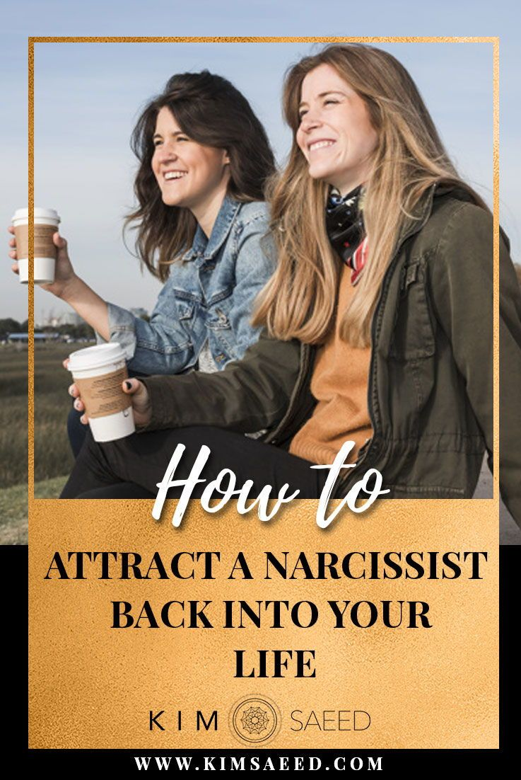 How to Attract a Narcissist Back Into Your Life | Narcissist Red