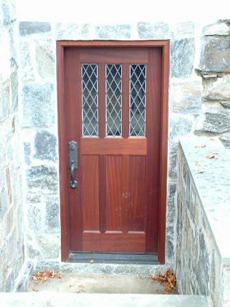 Tudor Style Front Door Entry Doors Tudor House Exterior Doors