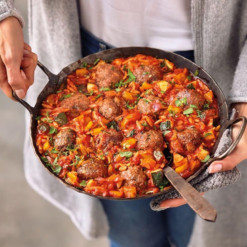 Photo of Meatballs Mediterranean Recipe | WW Germany