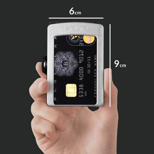 0a052fd967 Descrizione I-CLIP portafoglio, carte di credito, banconote | Porta ...
