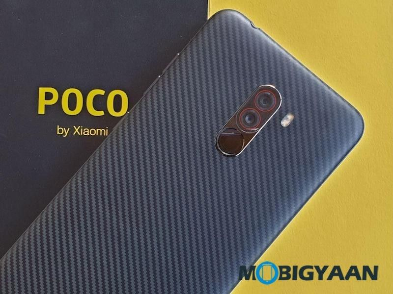 POCO F1 gets Widevine L1 support with latest beta update