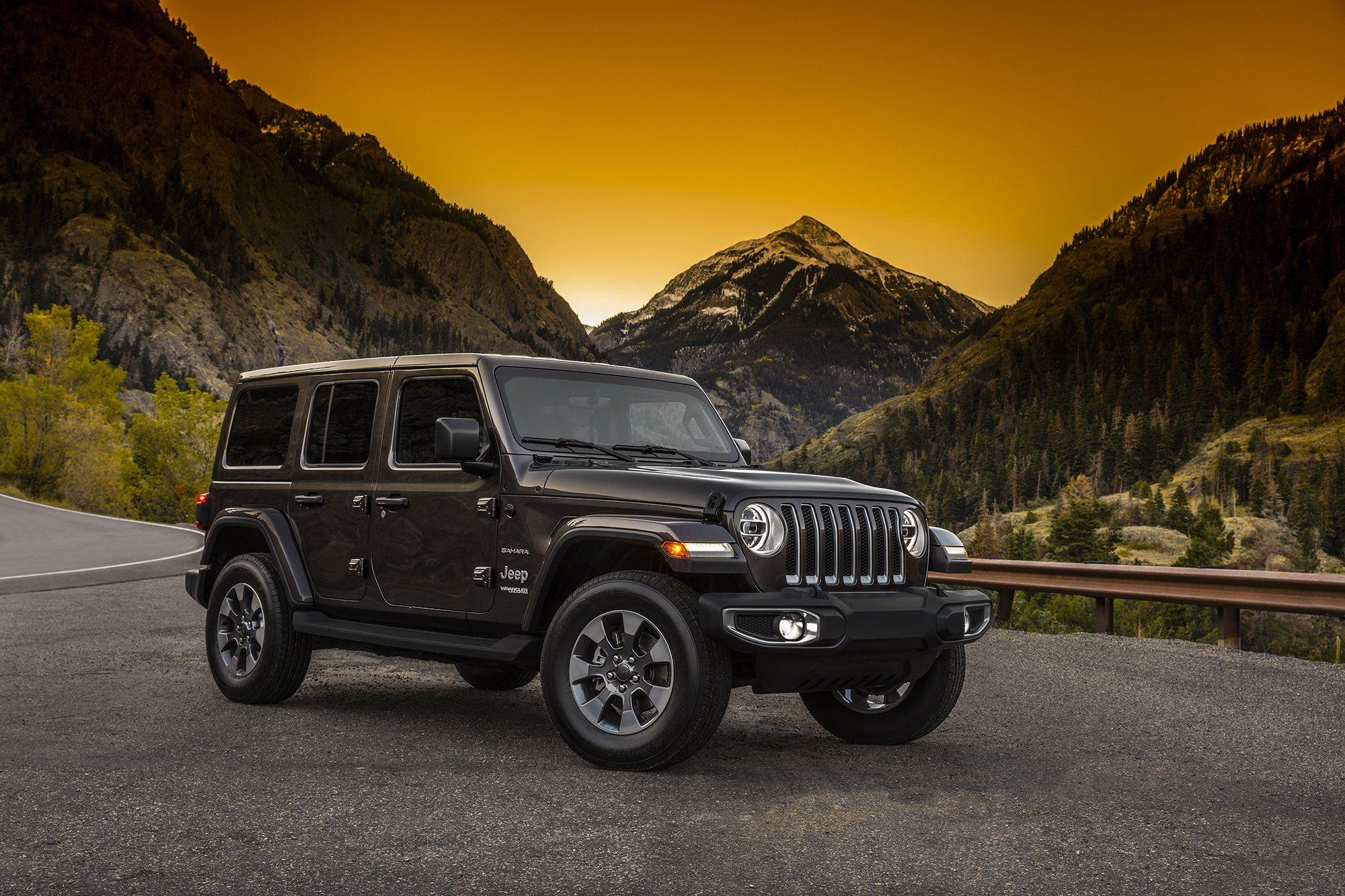 2018 All New Wrangler Unlimited Jl Sahara New Jeep Wrangler