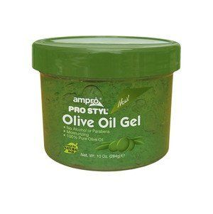 Ampro Pro Styl Olive Oil Gel Naturallycurly Styling Gel Natural Hair Gel Pure Olive Oil