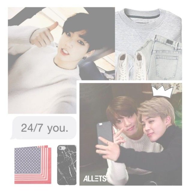 """""""hanging out with jinsoo"""" by dae-hyun ❤ liked on Polyvore featuring art"""