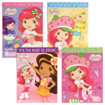 Pin By Maddie B On Birthday Girl Coloring Books Strawberry Shortcake Strawberry Shortcake Party
