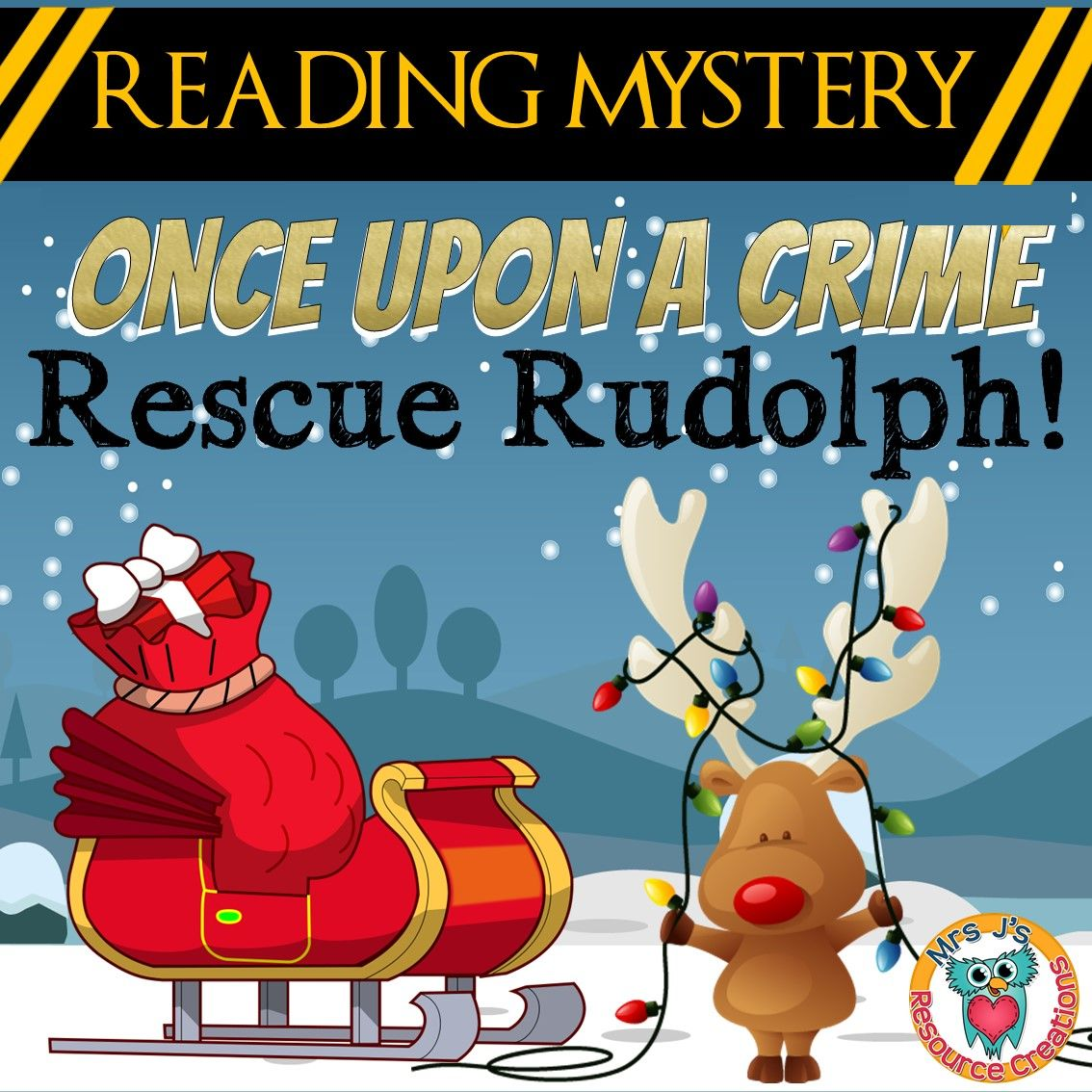 Christmas Reading Comprehension Rudolph The Reindeer