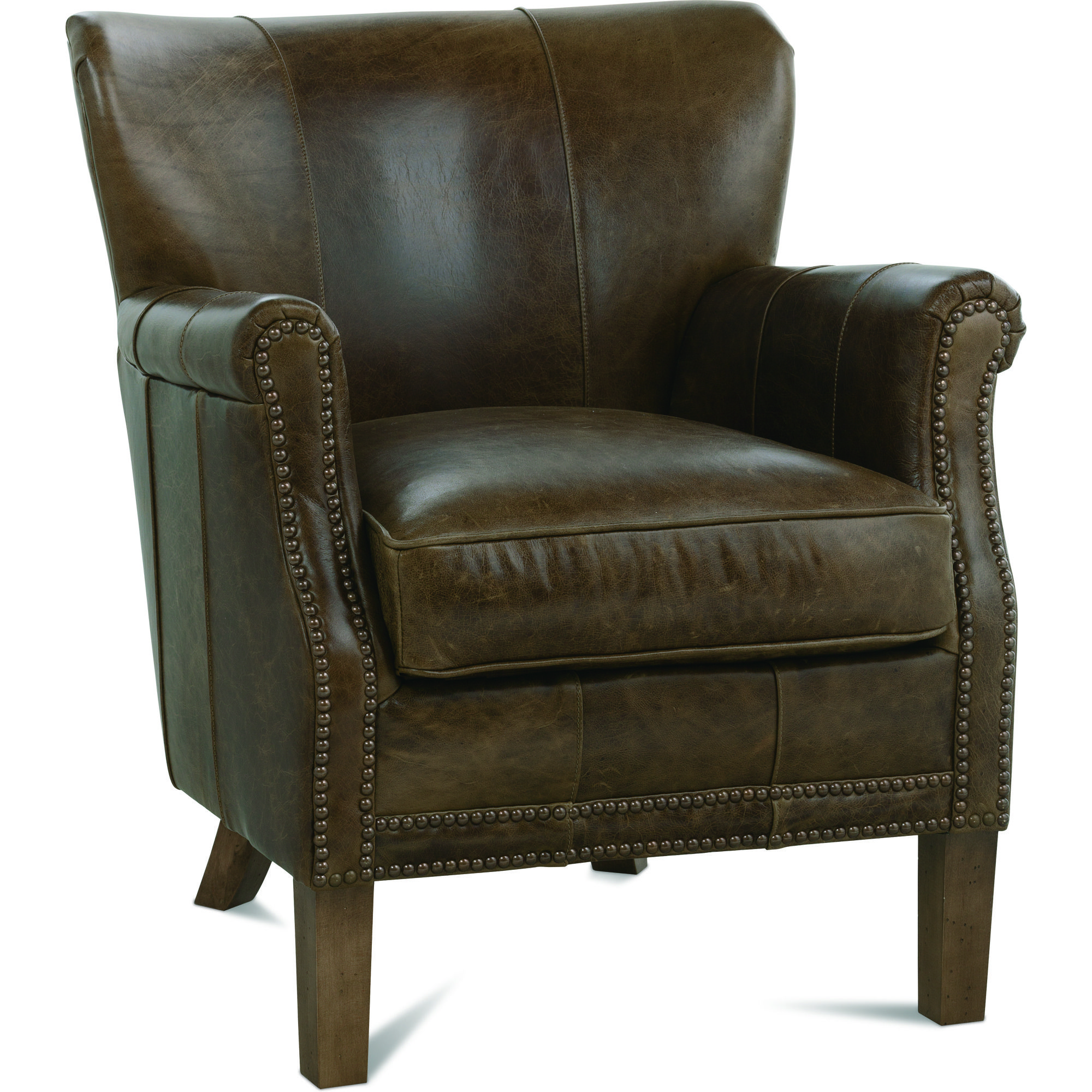 Grant Leather Accent Chair