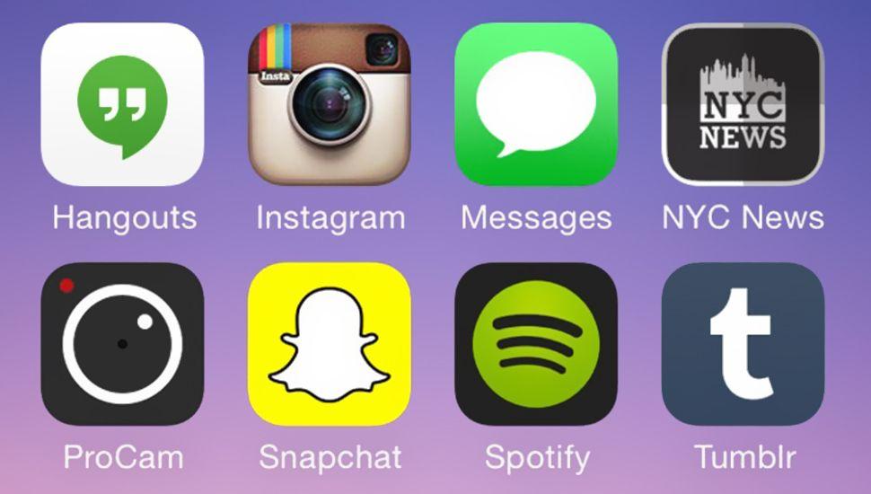 Organizar aplicaciones iphone ipad for Aplicaciones para decorar el movil