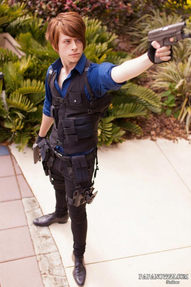 Self Leon Kennedy Resident Evil 6 Resident Evil Cosplay