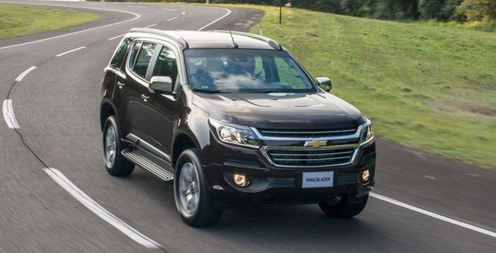 Chevrolet Trailblazer Siap Ramaikan Pasar Suv Indonesia Recipiente Para Planta Vehiculos