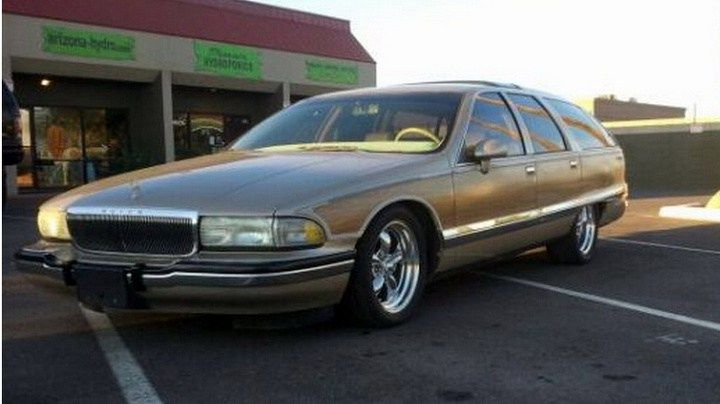 hooniverse weekend edition a 1992 buick roadmaster estate wagon on craigslist buick roadmaster wagon buick a 1992 buick roadmaster estate wagon on