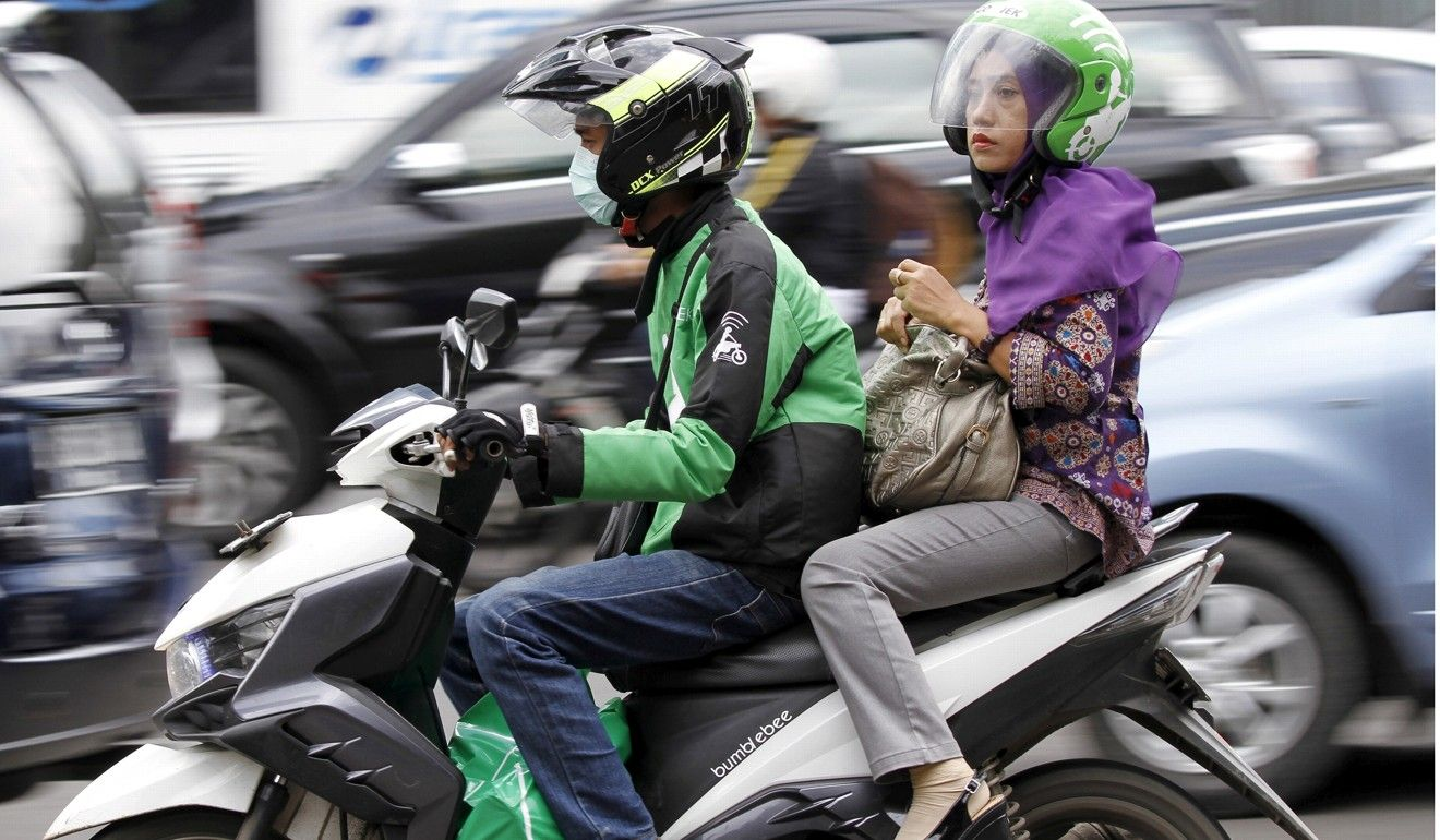 indonesian ride sharing fraud