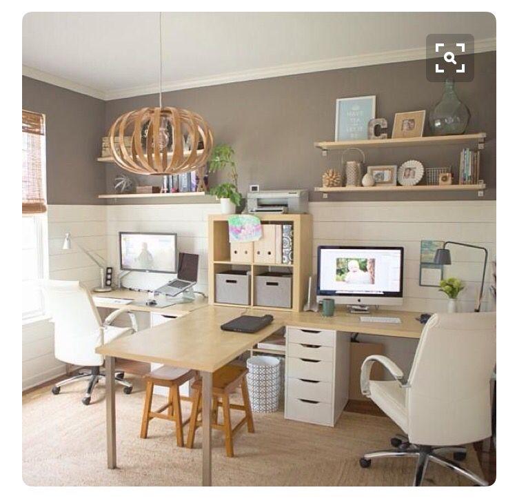 pingl par kelsy hunter sur office goals pinterest bureau bureau scrapbooking et. Black Bedroom Furniture Sets. Home Design Ideas