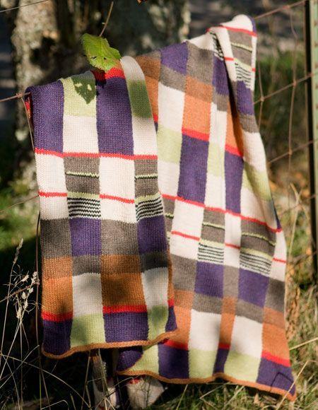 Hearthstones Lap Blanketrug Pattern Knitting Patterns And Crochet
