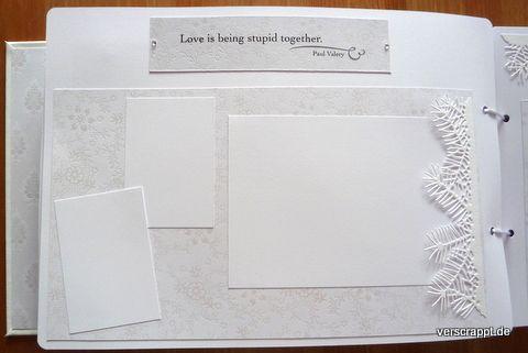 Hochzeitsalbum-Wedding-Album- Hochzeit-weiß-edel-Gestaltung-Einzelseiten-S26