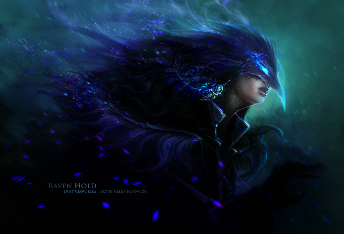 Kira: Bluelight by *oione on deviantART
