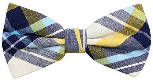 OCIA Mens Cotton Plaid Handmade Bow Tie -OM78 OCIA https://www.amazon.com/dp/B01873U9BG/ref=cm_sw_r_pi_dp_5KhHxbCVZRSQE