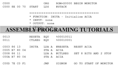 Assembly Code Examples | Assembly programming tutorials in