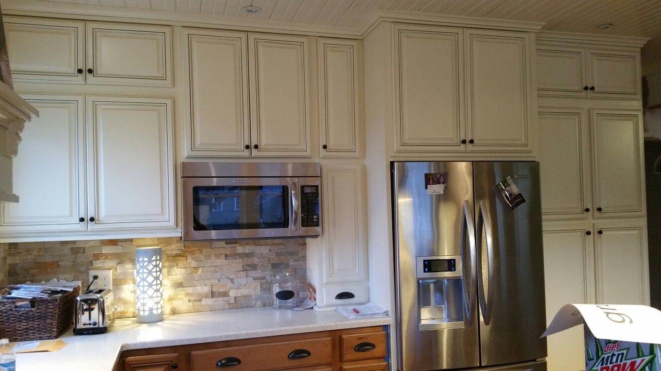 Diy kitchen renovation stock cheap kitchen cabinets from home depot