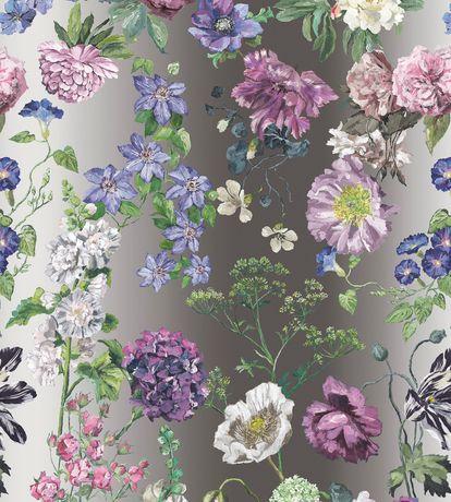 Alexandria In 2020 Designers Guild Flower Art Wallpaper