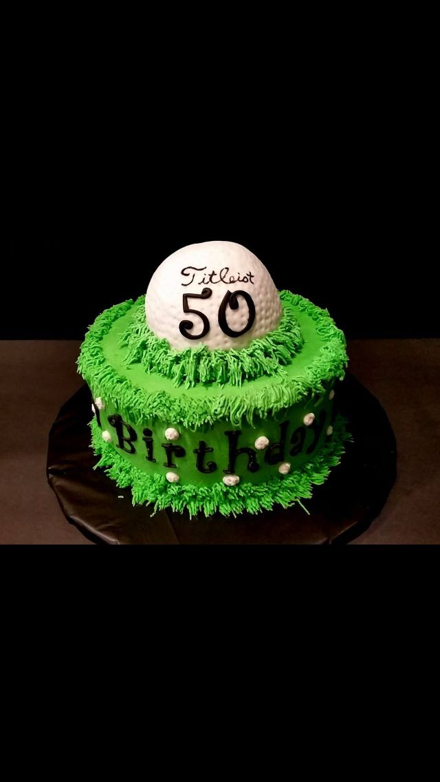 Golf Cake Toppers Trees