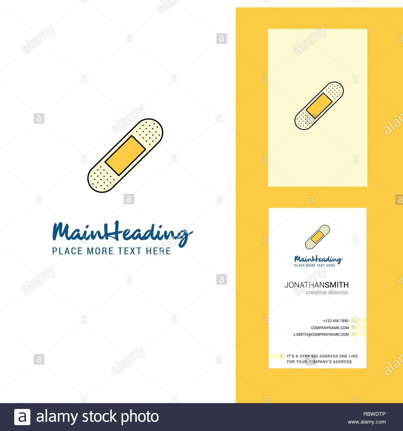 Plaster Creative Logo And Business Card Vertical Design Throughout Plastering Business Cards Templates Pr Business Card Template Card Template Creative Logo