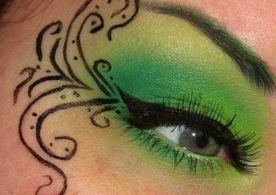 Le Maquillage De La Fée Clochette Idées Photo 17 Ma