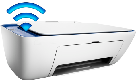 How to Connect HP Deskjet 2600 to WiFi | Wifi, Find wifi ...