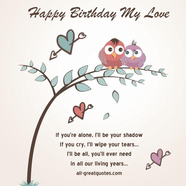 Happy Birthday To You Happy Birthday Quotes Happy Birthday Love Quotes Birthday Wish For Husband
