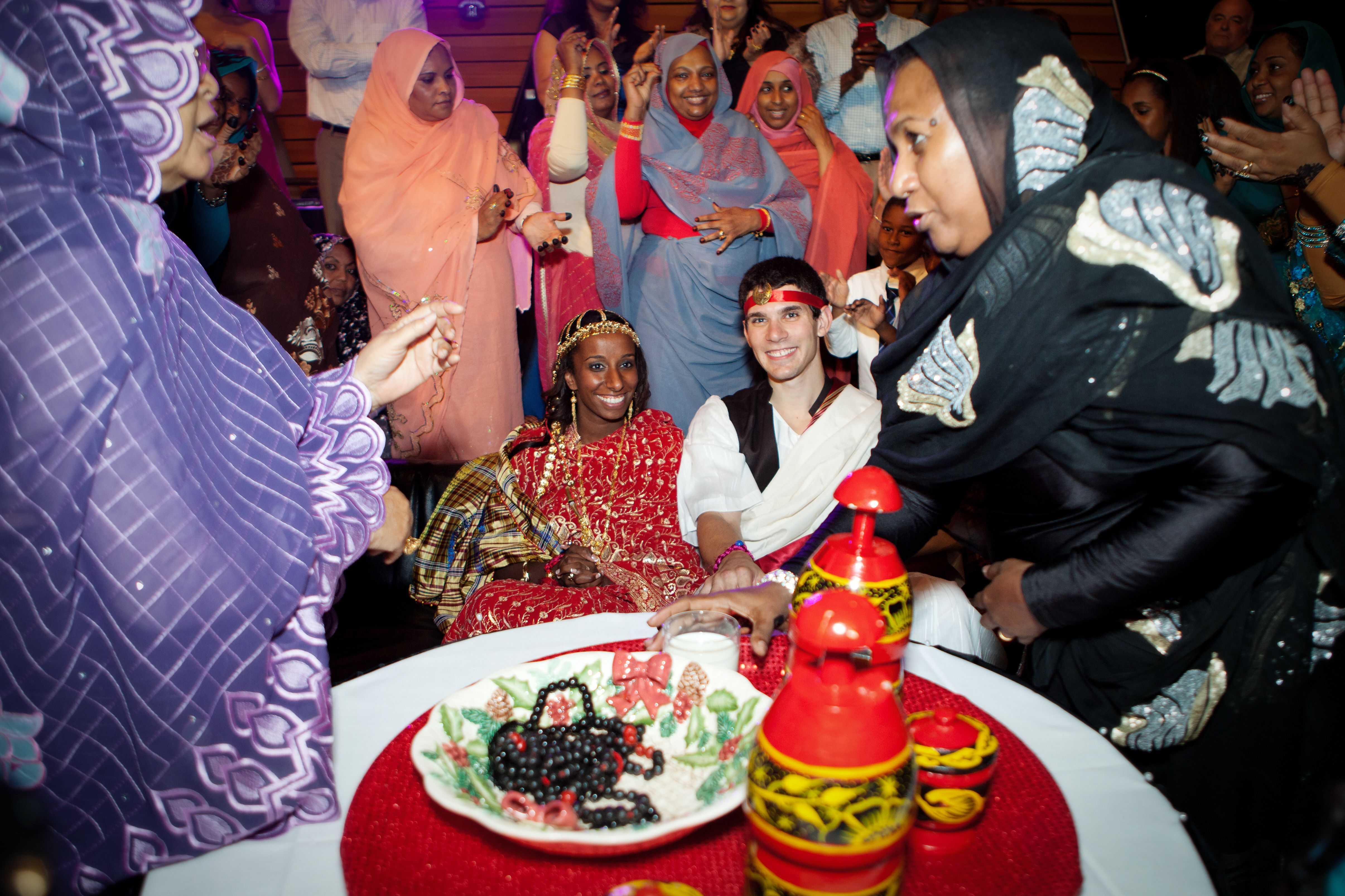 Sudanese wedding rituals and traditions - African Weddings From All Over