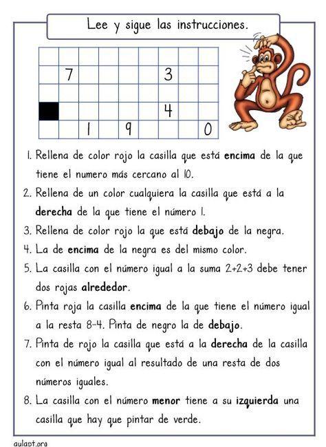 lee-y-sigue-las-instrucciones-conceptos-matemáticos.jpg (557×764 ...