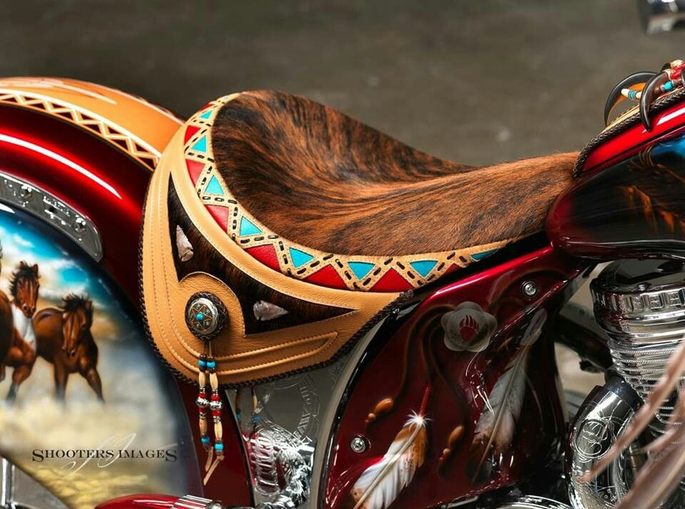 Wow Factor Is High Motorcycle Indian Motorbike