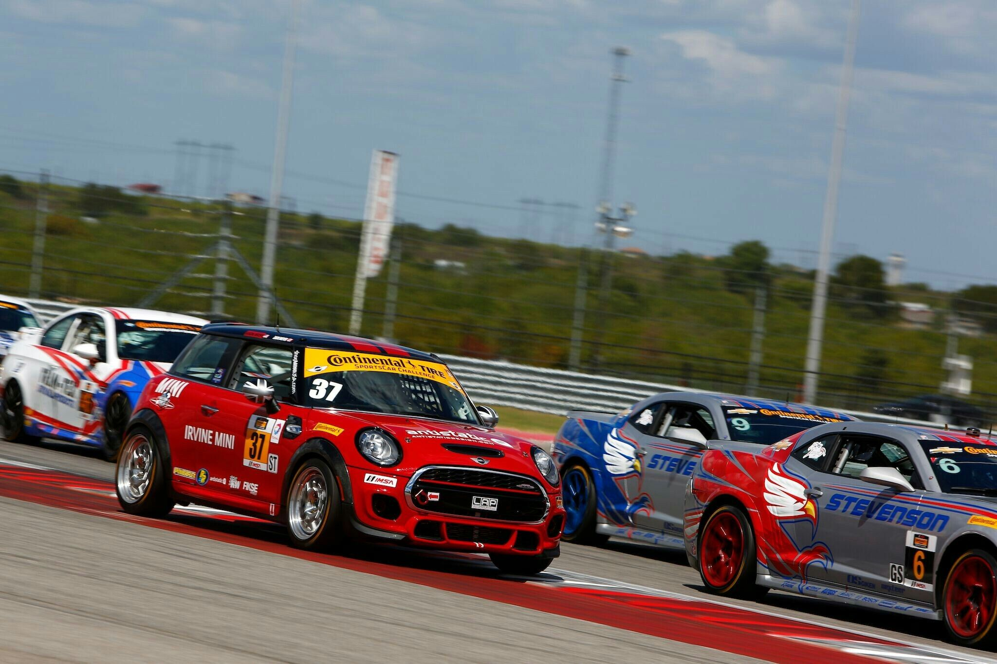 MotoringFile Race Report: MINI John Cooper Works Team at the Circuit of the ... Despite the best efforts of the MINI JCW crew, they were unable to get a qualifying time and were forced to start from the back