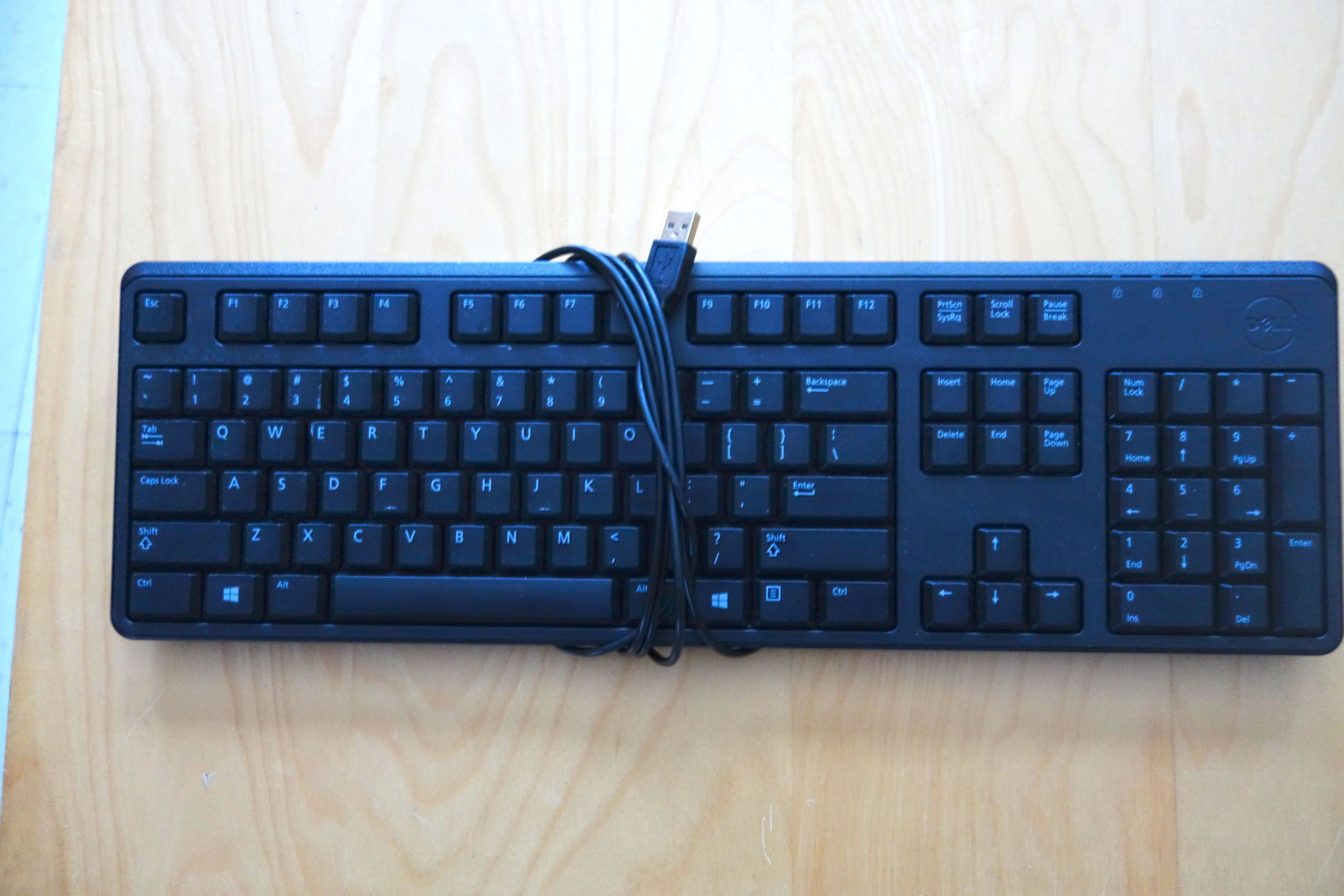 The Most Basic Of Keyboards But Still An Un Used Keyboard Still