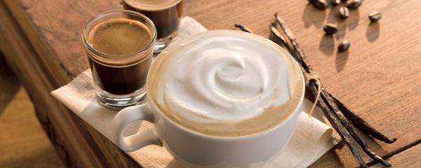 Four steps to coffee tasting